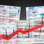 Aranguren ratificó el aumento de tarifas de servicios públicos en febrero