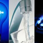 Los aumentos que se vienen: Luz, agua, gas, transporte, ABL y combustibles