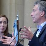 Según encuestas, está en descenso la valoración sobre Macri y es superado por Vidal