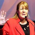 Margarita aseguró que no será candidata por el massismo
