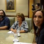 Docentes en lucha: Retoman negociaciones sobre paritarias