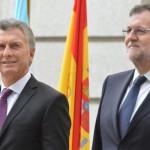 Los acuerdos que Macri firmó con España incluyen cooperación humanitaria, cultural y educativa
