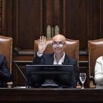 Larreta se presentó en la Legislatura y dio inicio al nuevo período de sesiones ordinarias