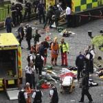 4 muertos y más de 20 heridos en un atentado terrorista en Londres