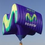 Movistar estudia prestar conectividad desde un globo aerostático