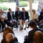 A 35 años de Malvinas, Macri recibió a veteranos en Olivos
