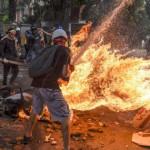 Por la crisis social, Maduro decretó el estado de sitio