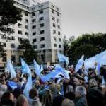 3 mil personas se manifestaron frente a Comodoro Py contra la corrupción