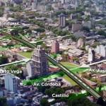Con la construcción de un viaducto eliminarán 11 pasos a nivel