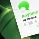 Anytime, la nueva plataforma de mensajería instantánea de Amazon