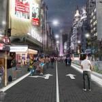 La mítica avenida Corrientes será peatonal desde el 2019