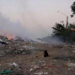 Prometen cerrar el basural a cielo abierto de San Andrés de Giles