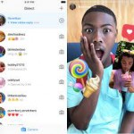 En su nueva versión, Instagram permite responder con fotos y videos