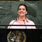 Los temas claves de Michetti en la ONU: Malvinas y Venezuela