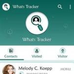 """""""Whats Tracker"""", la app que te permite saber quien mira tu foto de perfil de Whatsapp"""