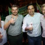 El Gobierno festeja por el triunfo en Corrientes