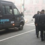 Por la aparición del cuerpo en Esquel, la Policía Federal prepara a todas las divisiones para enfrentar posibles disturbios