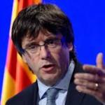 Puigdemont fue detenido tras ser acusado por sedición, rebelión y malversación de fondos públicos