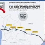 Con colaboracion económica de Suiza, Perú contruirá un tren bioceánico
