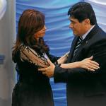 """Zannini a CFK, desde Ezeiza y por carta: """"""""Sé de tu resistencia y fortaleza, porque no has aflojado cuando faltó Néstor"""""""