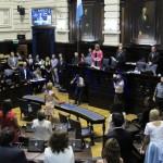 Poder Legislativo renovado: Diputados y senadores provinciales juraron en La Plata