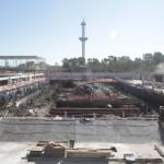 """Avanzan las obras del """"Parque Olímpico"""" donde se llevarán a cabo los JJOO de la Juventud"""