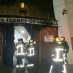Quema de iglesias y amenazas en Chile por la inminente visita papal