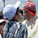 Francisco visita Perú y se espera que haga escala en Argentina antes de su regreso a Roma