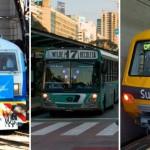 """Lanzan la """"Red Sube"""" para menguar el impacto del aumento de tarifas del transporte público"""