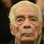 Murió el represor y genocida Benjamín Menéndez