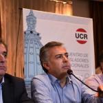 La cumbre de la UCR reafirmó su apoyo al gobierno macrista