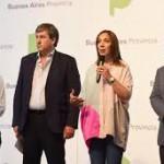 Los anuncios de Vidal antes de las paritarias: Plan alimentario, más vacantes y boleto estudiantil