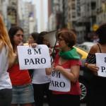 8M, un día histórico: Paro y movilización de mujeres