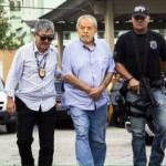 Lula detenido, Brasil dividido