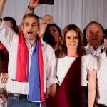 Adbo Benítez, el presidente electo de Paraguay