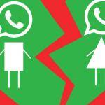 Descubrir infidelidades por WhatsApp es fácil, lo difícil es saber qué hacer después de leer