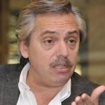 """Alberto Fernández: """"Van a condenar a mucha gente a la pobreza"""""""