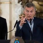 Marcos Peña anunció que Macri ya vetó la ley que frenaba los tarifazos sancionada durante la madrugada