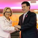 Paraguay tendrá por primera vez una Jefa de Estado: Renunció Cartes y será reemplazado por su vice, Alicia Pucheta
