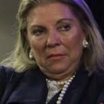 """Carrió: """" El acuerdo con el FMI es un seguro para evitar un golpe civil"""""""