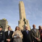 Faltazo: En el Día de la Bandera, Macri se bajó del acto en Rosario por temor a protestas