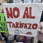 Presentan medida cautelar para frenar los tarifazos