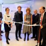 El Banco Ciudad abrió las puertas de la renovada sede de Barrio Norte