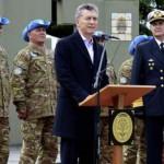 Cambios en las FF.AA.: Por decreto, Macri, oficializó las nuevas tareas de las fuerzas de seguridad