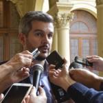 Peña aseguró que el Ejecutivo no vetaría la ley sobre la despenalización del aborto