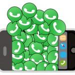 Los grupos de WhatsApp te queman la cabeza? Actualizan la aplicación para que sólo los administradores puedan enviar mensajes