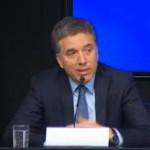 """Las principales medidas economicas anunciadas por Dujovne para alcanzar el """"déficit cero"""""""