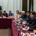 Guga comienza con su armado territorial nacional para una posible candidatura presidencial