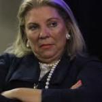 """Lilita a doble o nada: """"Me van a sacar muerta de Casa Rosada, porque viva no salgo, y Macri tampoco"""""""