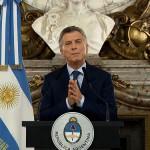 Con un mensaje grabado, Macri reconoció la emergencia que atraviesa el país
